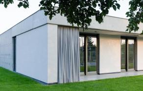 Textil RD Olomouc. Architekti: Jiří Vokřál, Hana Horáková. Fotograf: Lukáš Němeček